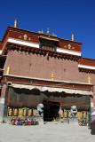 Sakya Monastery Shunggo (main entrance)