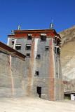 Northeast Tower, Sakya Monastery