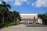 Plaza Bonifacio, Liwasang Bonifacio, Manila Post Office