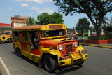 Jeepney, public transport all around the Philippines