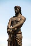 Lapu-Lapu battled Magellan in the Battle of Mactan, 1521