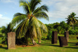 The purpose of the monoliths at Badrulchau is unknown
