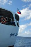 Big Blue Explorer in Palau