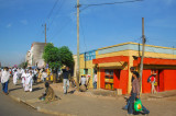 Street corner, Bahir Dar