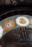 Painted interior, Bet Maryam