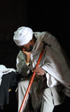 Sleepy priest, Bet Maryam