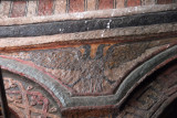Double headed eagle, Bet Maryam, Lalibela