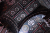 Painted ceiling, Bet Maryam