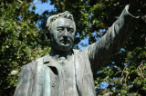 Cecil Rhodes Your Hinterland is There