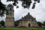 Paoay Church, one of 4 World Heritage listed Spanish colonial churches in the Philippines