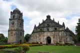 Paoay Church Earthquake Baroque