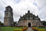 The parish of Paoay was founded by the Augustinians in 1593