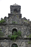 Facade, Paoay Church