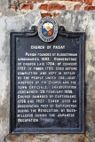 History of Church of Paoay