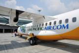 Cebu Pacific ATR-72, Manila Airport