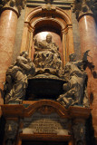 Monument to Pope Innocent XII (1691-1700) by Filippo della Valle, 1746