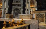Papal Altar (1594) Basilica of St. Peter