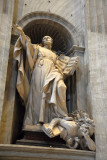 St. Ignatius Loyola (1491-1556) founder of the Society of Jesus (Jesuits) by Camillo & Giuseppe Rusconi, 1733