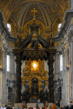 Main altar, St. Peter's Basilica