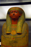 Sarcophagus of the Mistress of the House of Hetep-heres, XXV Dynasty ca 700 BC