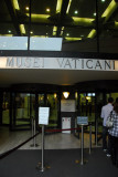 New entrance, Vatican Museum