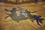 Mosaic floor of the Sala Rotonda, Museo Pio-Clementino, Vatican Museum