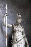 Athena, Roman Imperial Era, Pio-Clementino