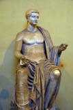 Statue of the Emperor Tiberius, 1st C. AD