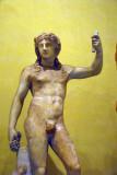 Dionysos, Roman copy - Museo Chiaramonte (inv 1763)