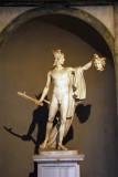 Perseus with the Head of Medusa by Antonio Canova