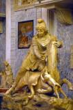 Mithras killing a steer, Roman 2nd C. AD, Pio-Clementino (inv 437)
