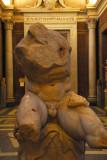 Belvedere Torso, Vatican Museum