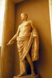 Augustus, Roman, Museo Pio-Clementino (inv 191)