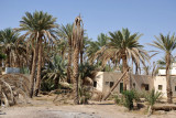 Ibri's old town is in an oasis
