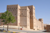 The freshly restored Ibri Fort