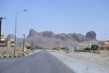 Jabal al Qal'ah, Al Hamra