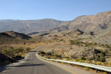 ...but we continued on the main road up Jabal Shams