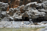 Pool of water, Wadi An Nakhur
