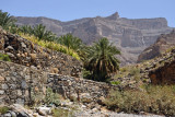 Village of An Nakhur 7km through the narrow gorge deep within Jabal Shams