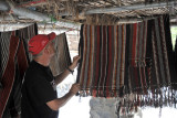 Tempting, but no sale...carpets of the Jabal Shams region, Oman