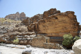 An Nakhur village, Jabal Shams