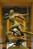Diana and a Hound, Paul Manship, 1925