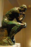 The Thinker (Le Penseur) Auguste Rodin, 1901