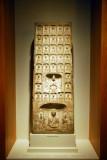 Buddhist stela, China, Northern Wei period, early 6th C.