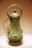 Ritual wine container, Shang dynasty, 13th C. BC