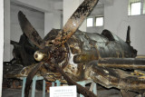 Another wreck of an F-4U Corsair, Victorious Fatherland Liberation War Museum