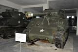 American M-4A1 Sherman Tank, Victorious Fatherland Liberation War Museum