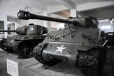 Captured American tanks, American M-4A3 Sherman Tank, Victorious Fatherland Liberation War Museum