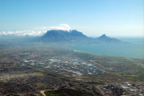 Table Bay & Table Mountain, Cape Town, South Africa