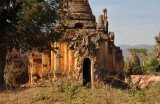 One of the better temples at Nyaung Ohak